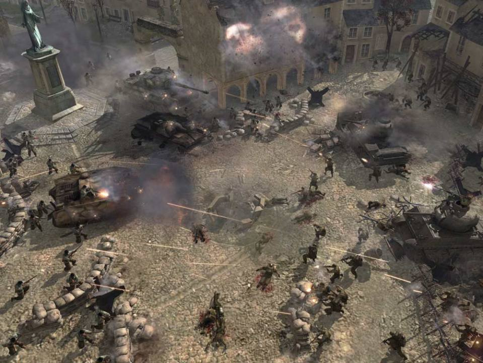 Company Of Heroes 2 krijgt pre-order extra's en c