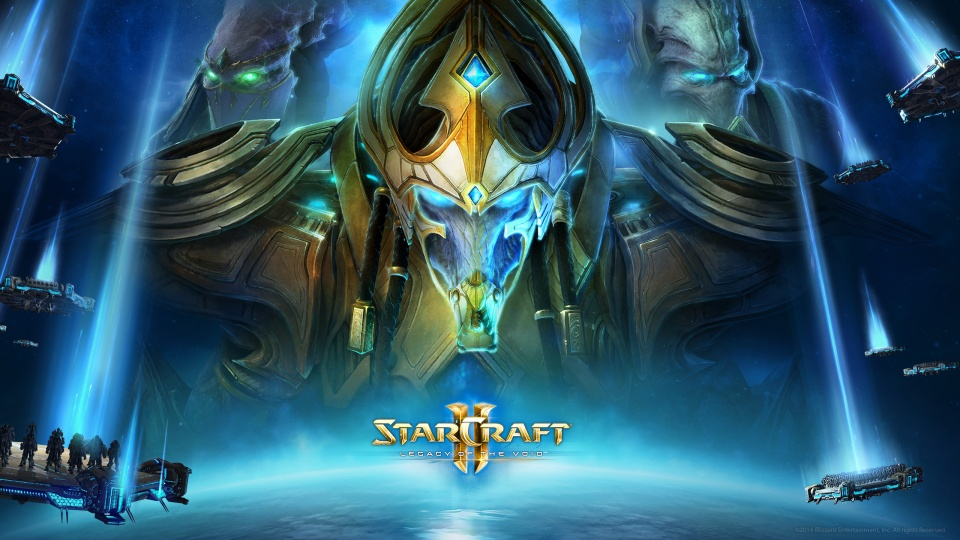 Vídeo StarCraft 2 Legacy of the Void_ _Muerte_ - 3DJuegos
