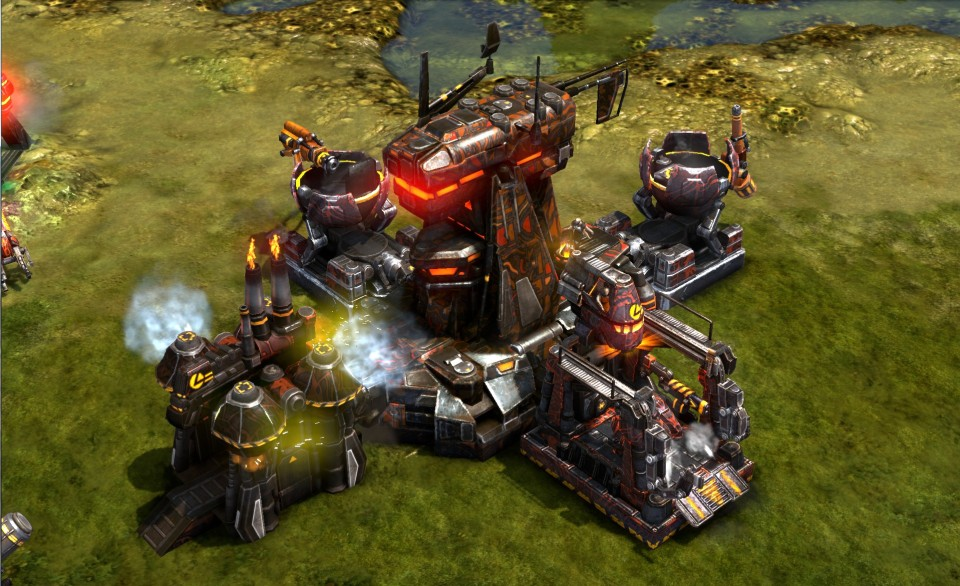 Grey Goo_ A Terrifying Concept with Interesting RTS Armies(4)