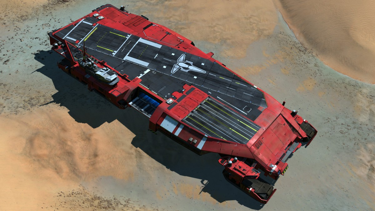 deserts of kharak patch notes