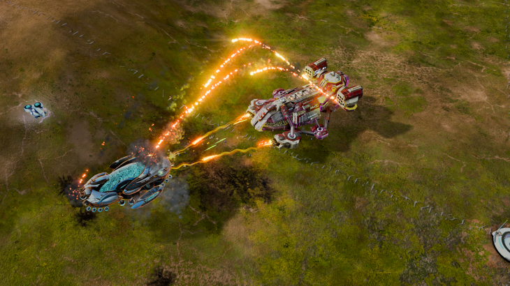 Journals: Ashes of the Singularity